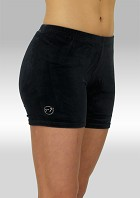 Legging short Black Velvet P756zw